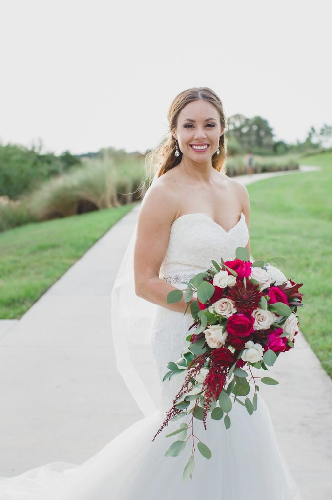 Blush and Merlot Resort wedding by Events In Bloom - 017