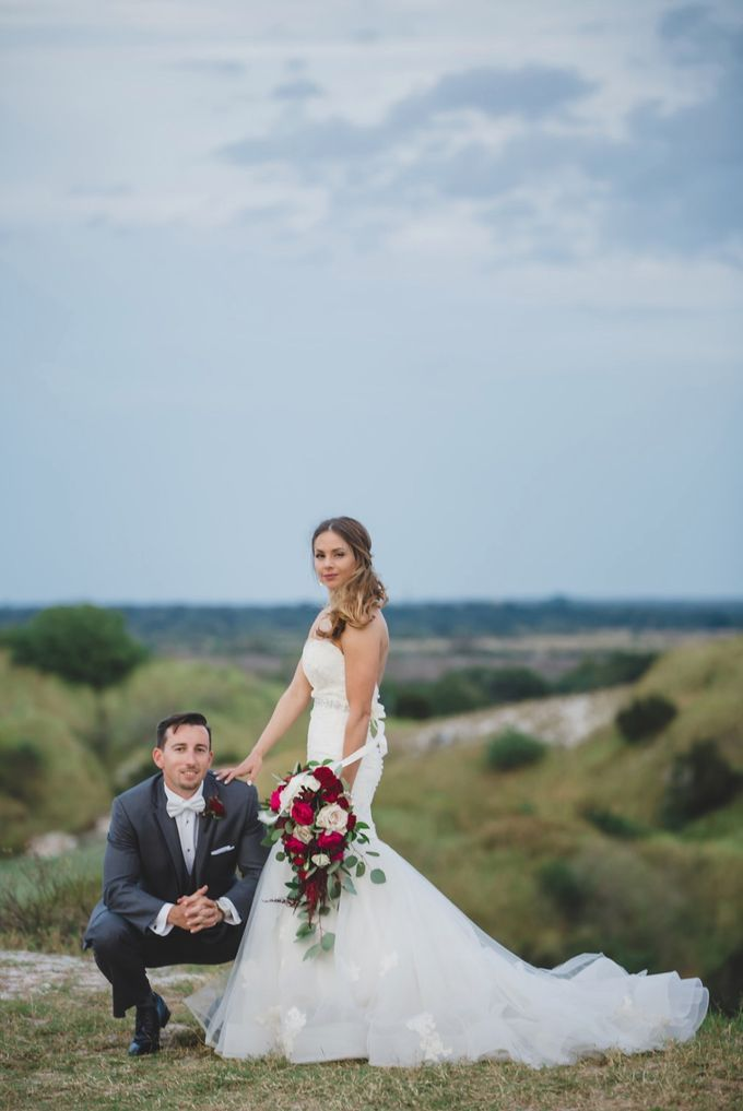 Blush and Merlot Resort wedding by Events In Bloom - 018