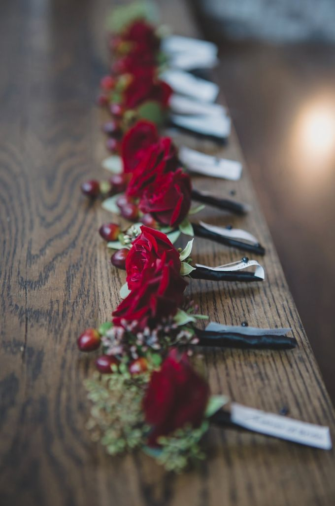 Blush and Merlot Resort wedding by Events In Bloom - 009
