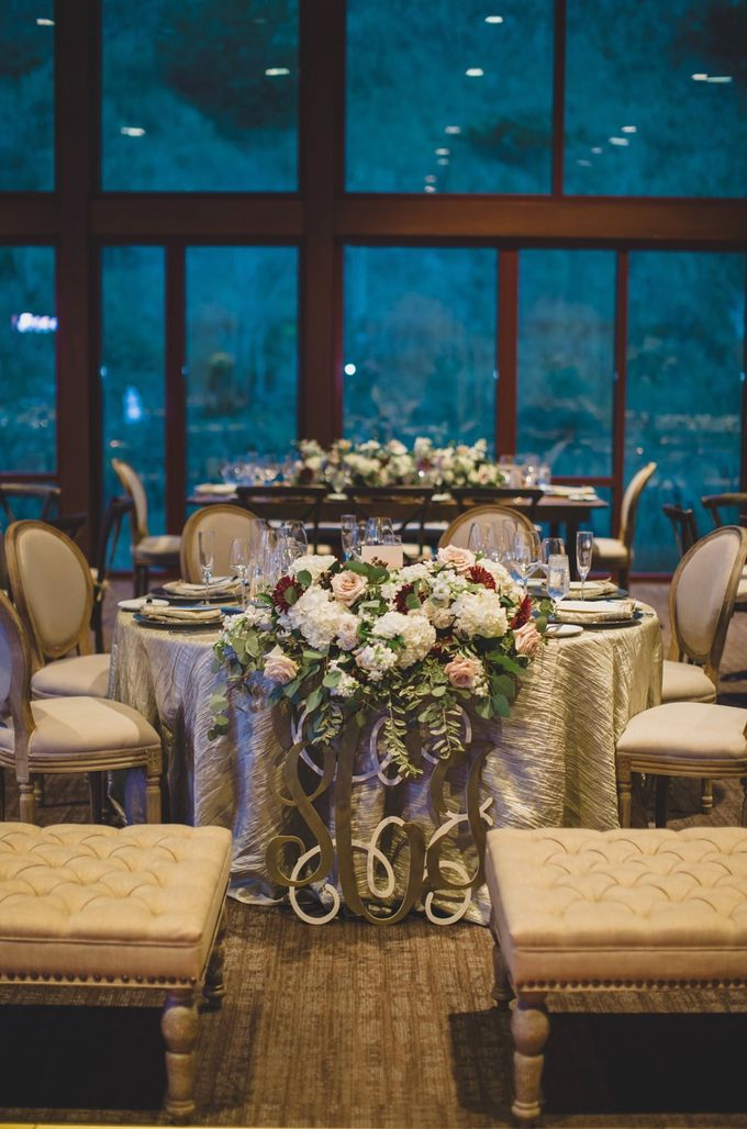 Blush and Merlot Resort wedding by Events In Bloom - 015
