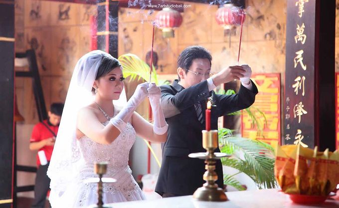 Mikko Ira Wedding by 7 Arts Studio Bali - 033