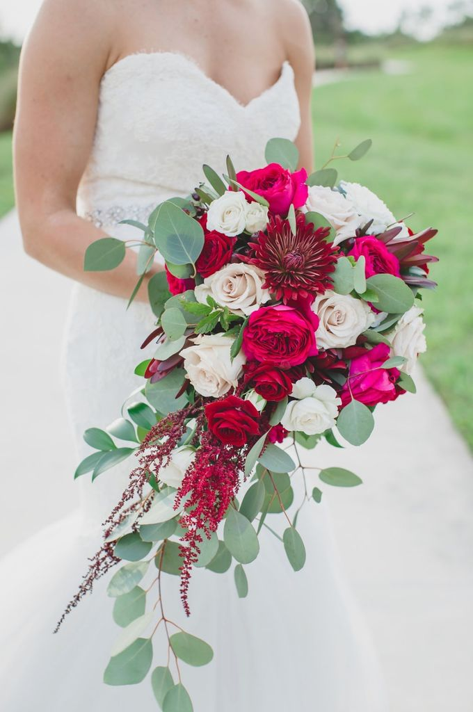 Blush and Merlot Resort wedding by Events In Bloom - 016