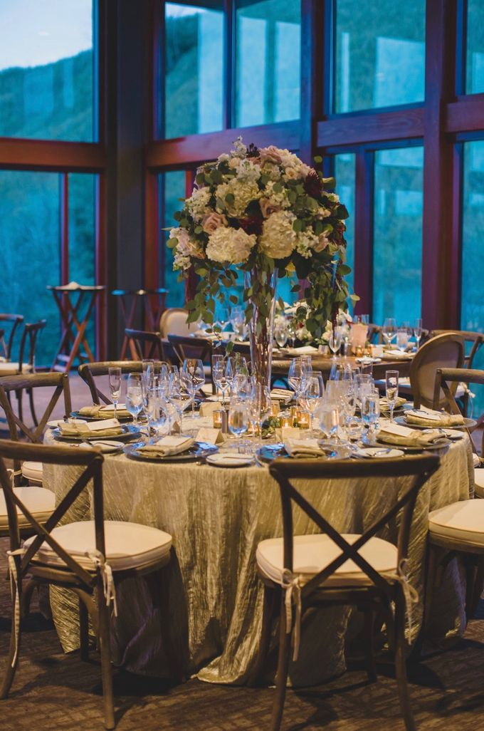 Blush and Merlot Resort wedding by Events In Bloom - 022