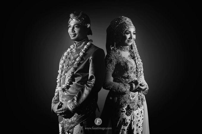 Kinan & Falah Wedding Day by Faust Photography - 017