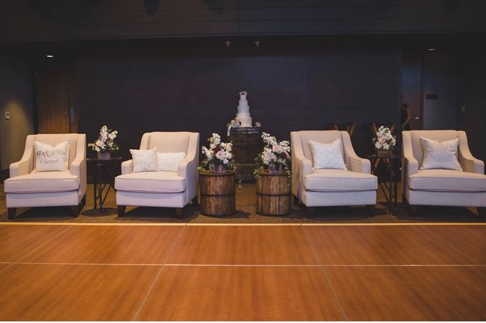 Blush and Merlot Resort wedding by Events In Bloom - 023