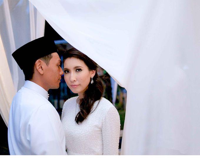 Munirah  & Amir - Wedding Reception by Raihan Talib Photography - 035