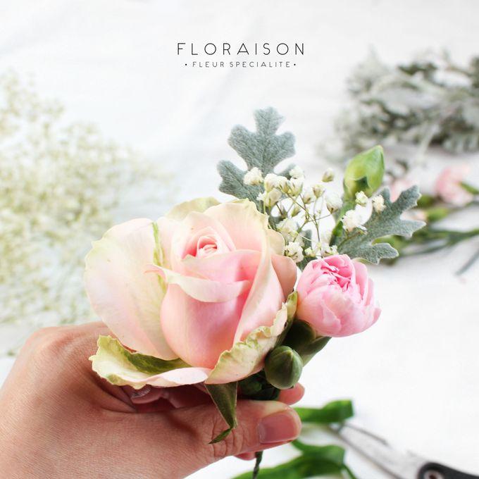 corsages by Floraison - 003