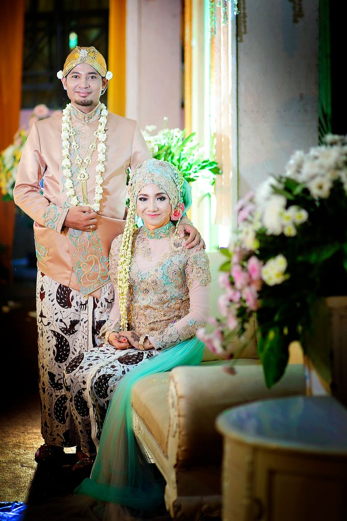 Kinan & Falah Wedding Day by Faust Photography - 020