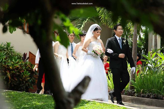 Mikko Ira Wedding by 7 Arts Studio Bali - 037