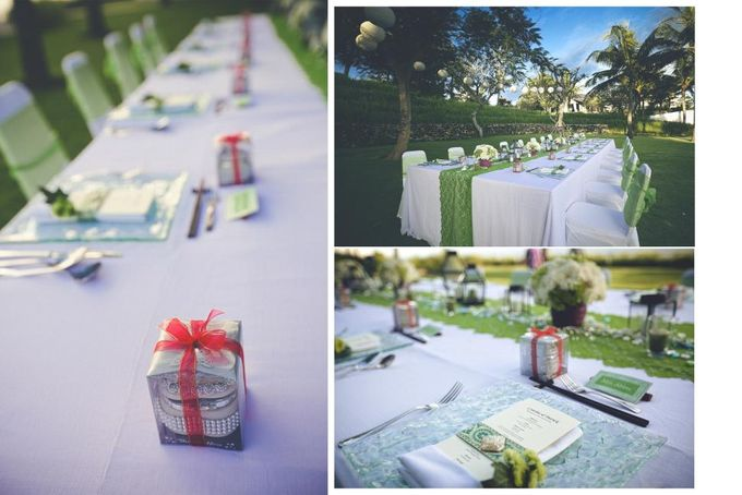 Cynthia & Patrick by Lumbung Catering - 002