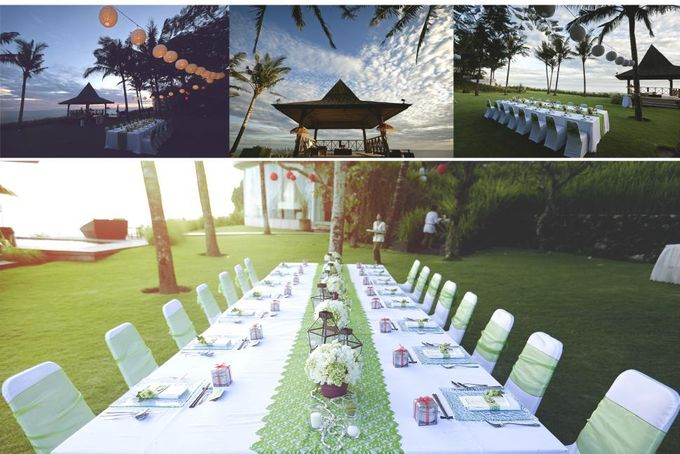 Cynthia & Patrick by Lumbung Catering - 003