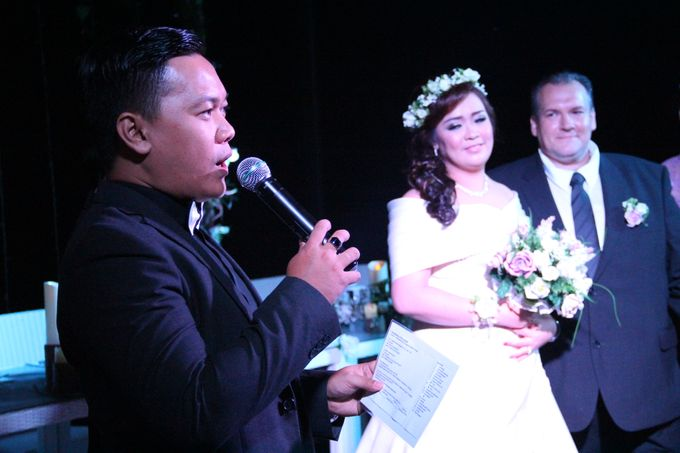 The Wedding of Rony van Houdt & Fely Maryani by Yosua MC - 001