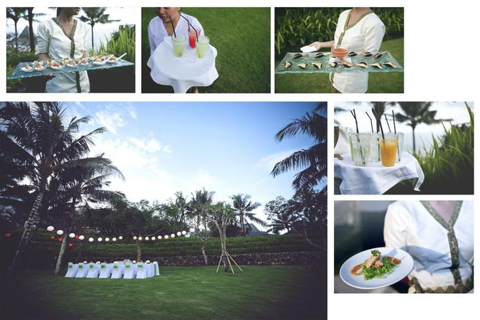Cynthia & Patrick by Lumbung Catering - 004