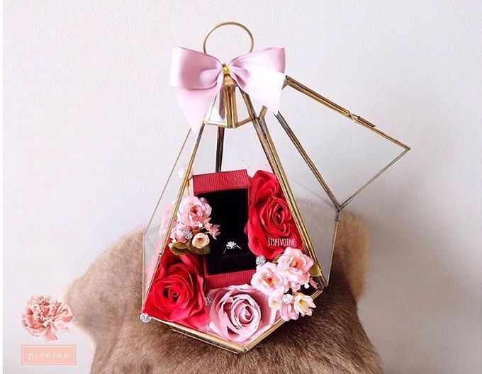ring box by Pivoine Flower Shop - 027