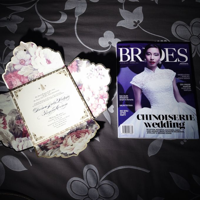 Press Release Her World Brides Magazine July - December 2015 by Papillon Card - 001