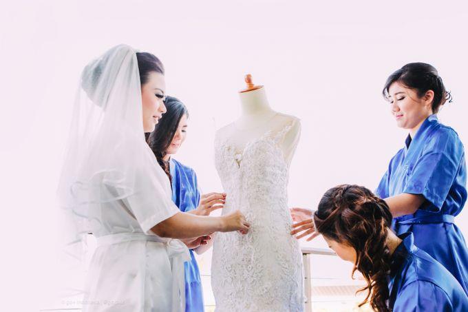 Halim & Meily Wedding by go+ - 040