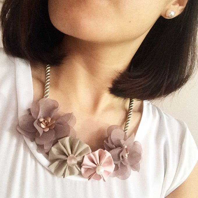 Bridesmaid Accessories by Pastiche Touch - 008