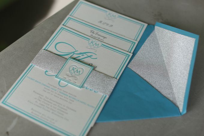 Traditional Invites By Invitation Designs By Kenneth Uy  BridestoryCom