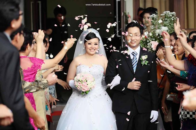 Mikko Ira Wedding by 7 Arts Studio Bali - 038