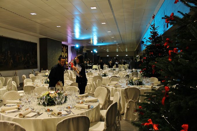 Christmas Gala Dinner by C&G Wedding and Event Designer - 007