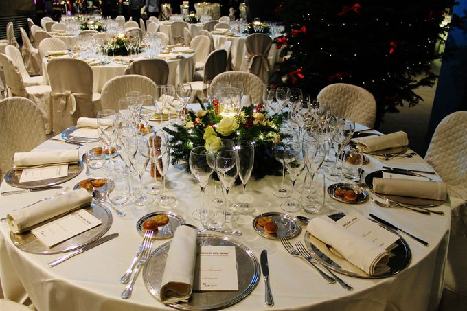 Christmas Gala Dinner by C&G Wedding and Event Designer - 008
