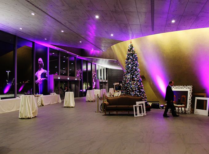 Christmas Gala Dinner by C&G Wedding and Event Designer - 009