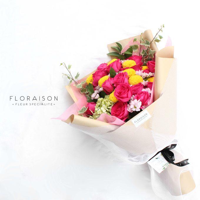 Hand Bouquet by Floraison - 014