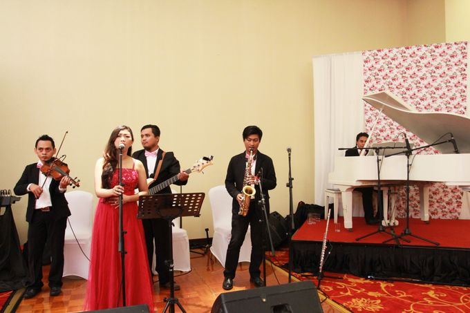 Wedding at swissbellin hotel by X-Seven Entertainment - 002