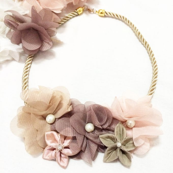 Bridesmaid Accessories by Pastiche Touch - 001
