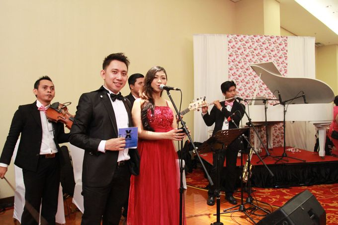 Wedding at swissbellin hotel by X-Seven Entertainment - 003