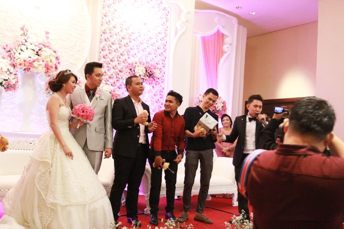 Wedding at swissbellin hotel by X-Seven Entertainment - 005