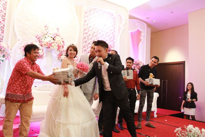 Wedding at swissbellin hotel by X-Seven Entertainment - 004