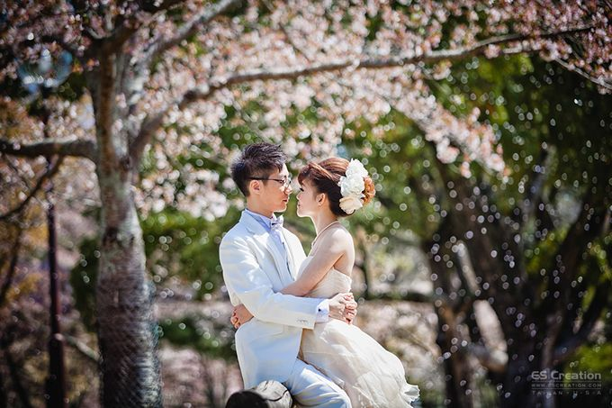 Pre wedding in Japan by ES Creation Photography - 010