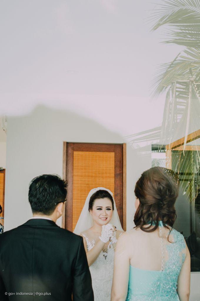 Halim & Meily Wedding by go+ - 024