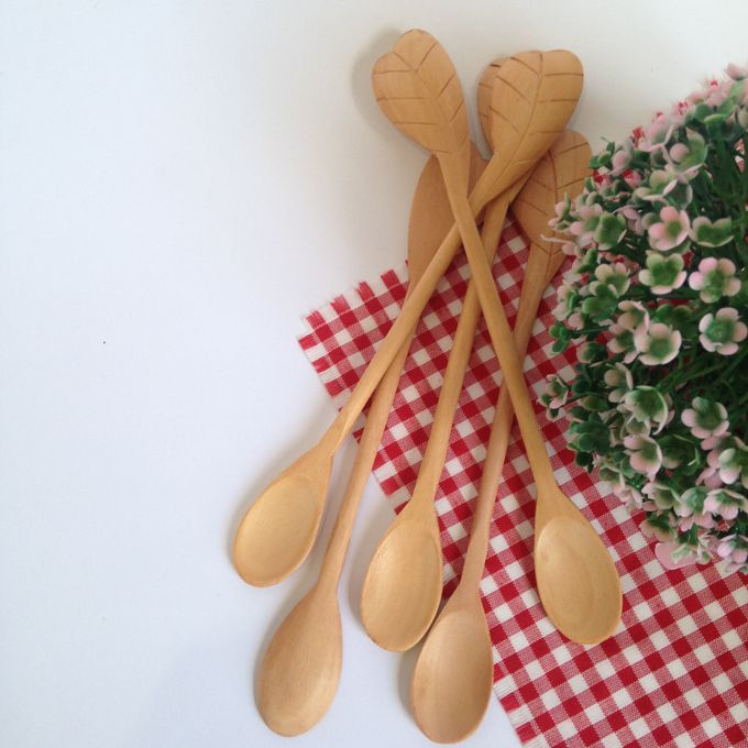 Wooden Stirrer by La Dame in Wood - 001