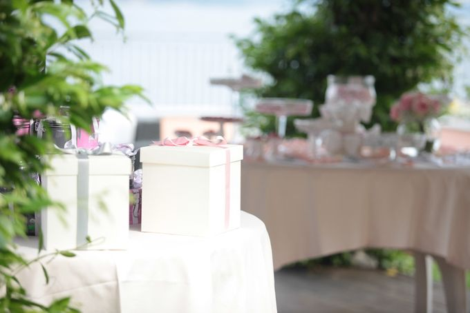 Romantic light pink wedding by Sogni Confettati - 049