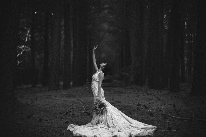 Kieran & Lorenita - Rustique by MALVA Bridesmaids - 007