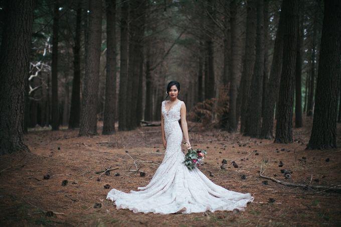 Kieran & Lorenita - Rustique by MALVA Bridesmaids - 008