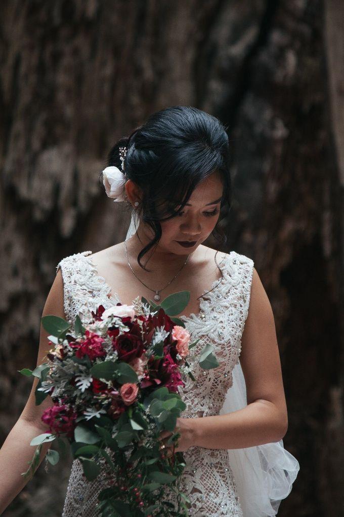 Kieran & Lorenita - Rustique by MALVA Bridesmaids - 009