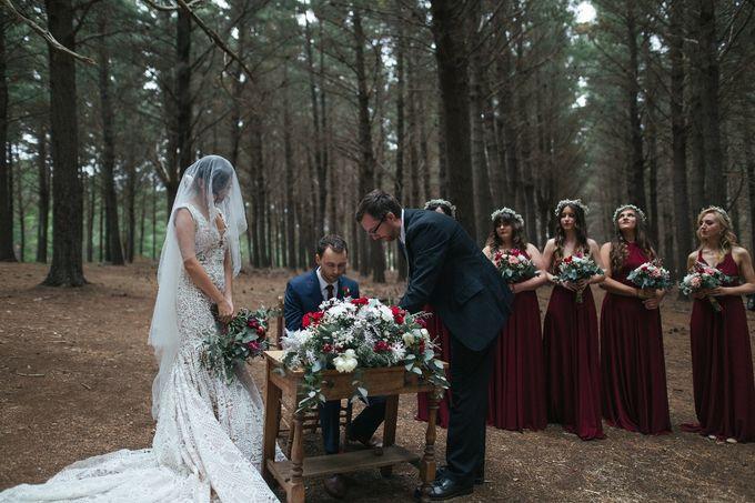 Kieran & Lorenita - Rustique by MALVA Bridesmaids - 010