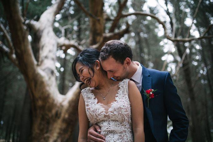 Kieran & Lorenita - Rustique by MALVA Bridesmaids - 011