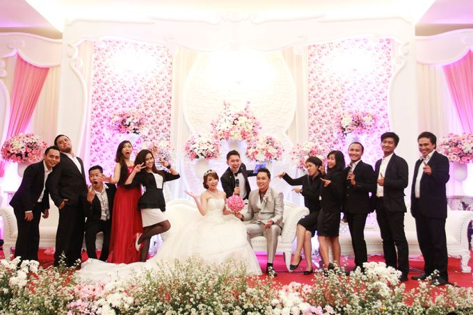 Wedding at swissbellin hotel by X-Seven Entertainment - 001