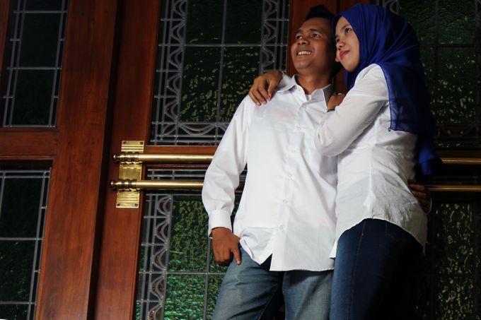 Prewedding Ija dan Son by Calm Photography - 001