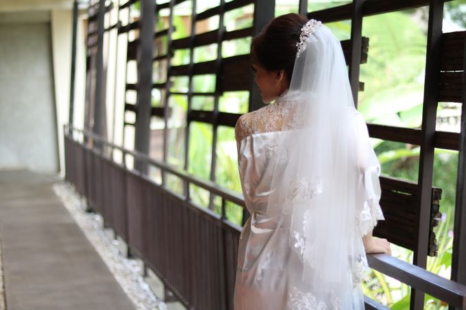 Wedding of Hendry & Novita at Gedong Putih Bandung by Sparkling Organizer - 005