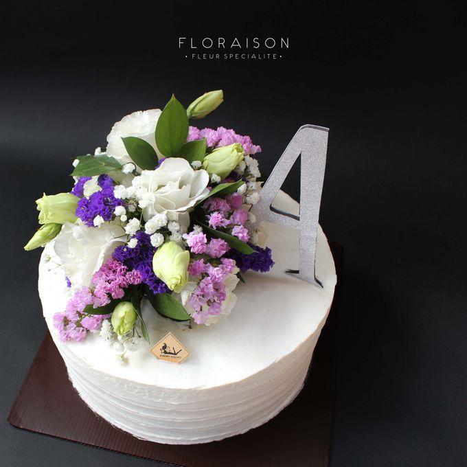 Gateau de Fleur by Floraison - 016
