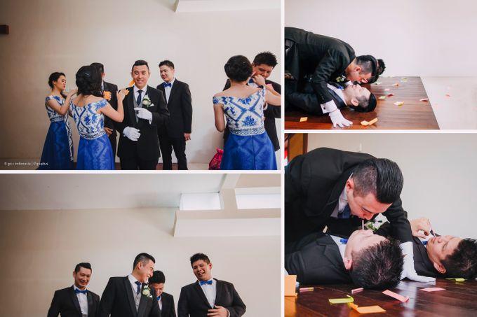 Halim & Meily Wedding by go+ - 003