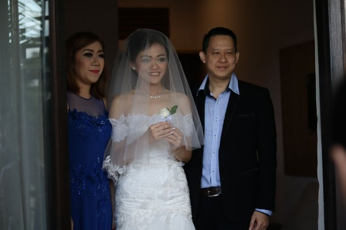 Wedding of Hendry & Novita at Gedong Putih Bandung by Sparkling Organizer - 007
