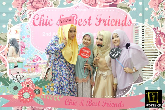 Grand Opening Chic Hijab Boutique by Woodenbox Photocorner - 002