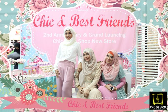Grand Opening Chic Hijab Boutique by Woodenbox Photocorner - 003