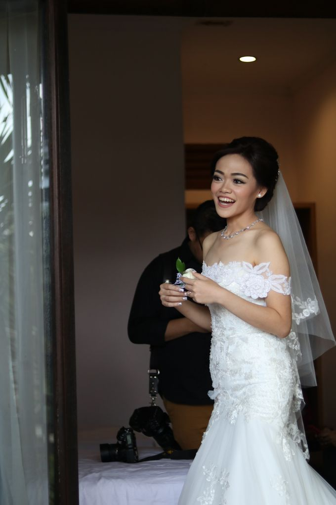 Wedding of Hendry & Novita at Gedong Putih Bandung by Sparkling Organizer - 008